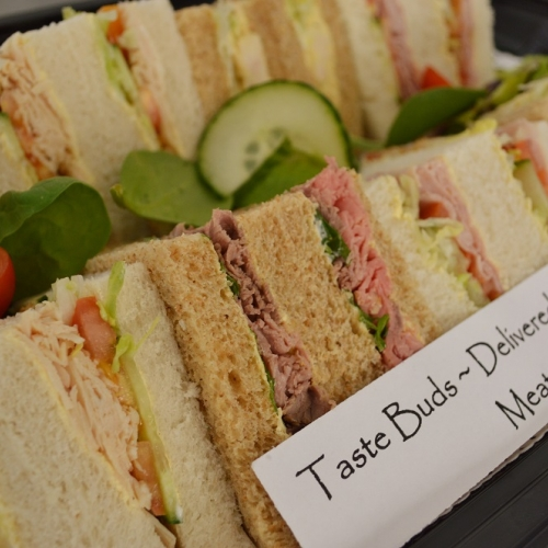 Delivered Lunch Buffets