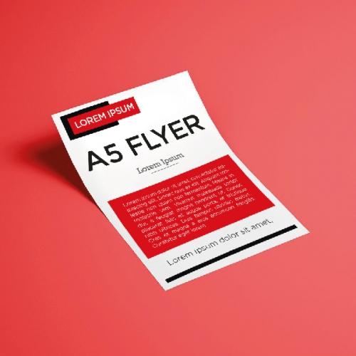 5000 Premium A5 Flyer Printing