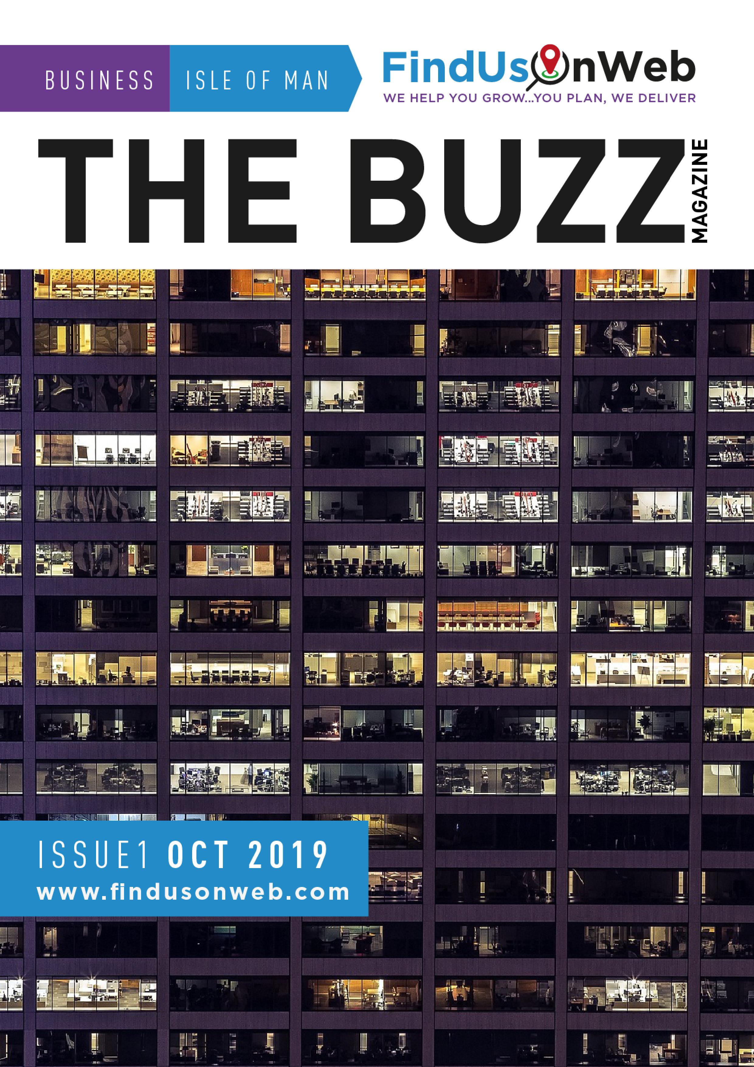 The Business Buzz Magazine Size Dimentions