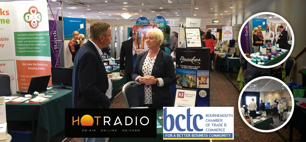 Bournemouth Business Trade Show 18th June - POSTPONED