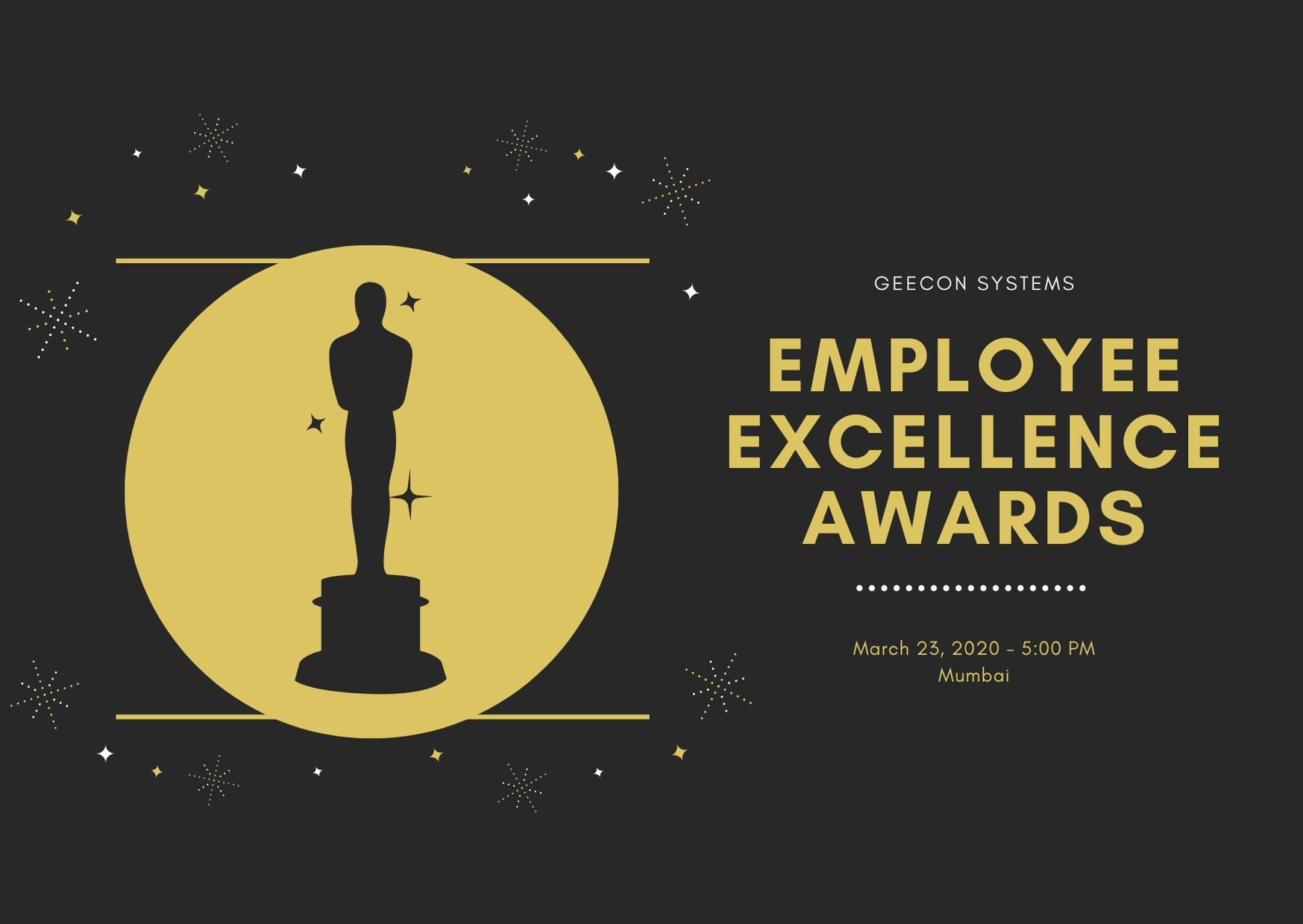 GS Employee Engagement Award