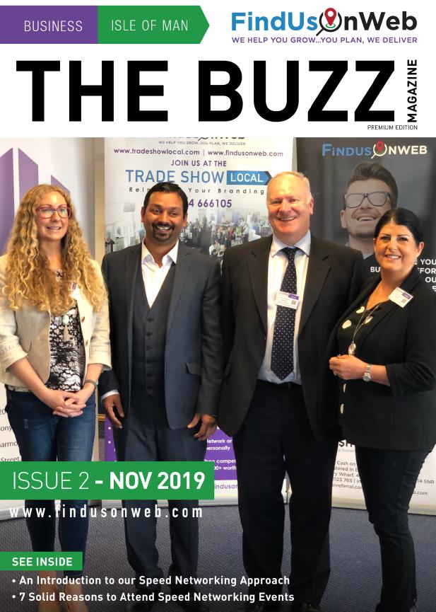 Digital Buzz  Bournemouth - October 2020
