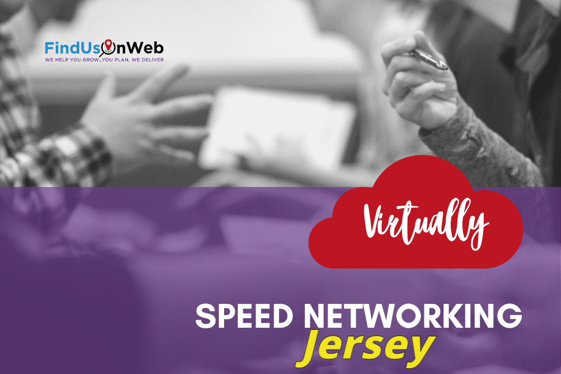 FUOW Jersey Virtual Speed Networking Event 29 January 2021 1pm-2pm