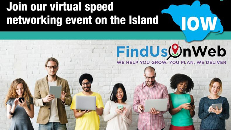 FUOW  Isle of Wight Virtual Networking Event 22 April 2021 1pm  - 2pm