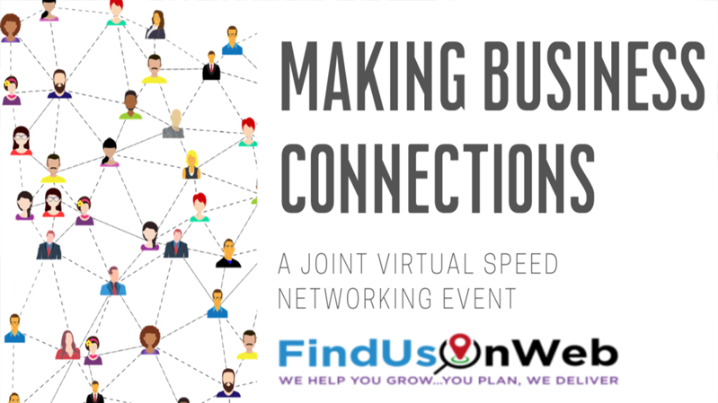 FUOW Isle of Man Virtual Speed Networking Event 15 April 2021 1pm to 2pm